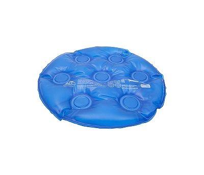 Almofada (forração) ortopédica gel redonda