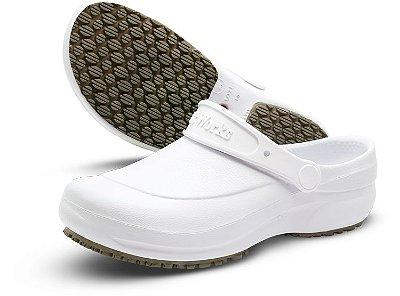 Calçado eva profissional branco ref.bb60