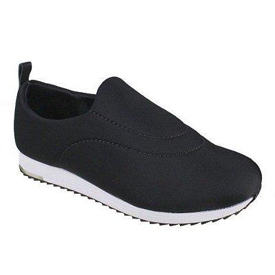 Calçado feminino preto V9103