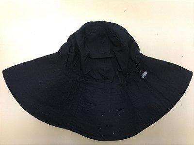 Chapéu d.face elástico tamanho único  proteção u.v