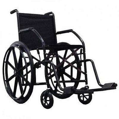 Cadeira de rodas 1017 pneu inflável (hosp)