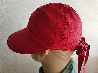Chapéu Sardenha tamanho único com  proteção UV