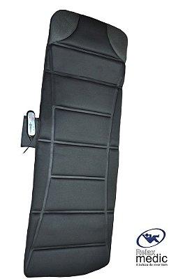 Esteira massageadora 5 motores bivolt com MP3 RM-EM3701 - Relaxmedic