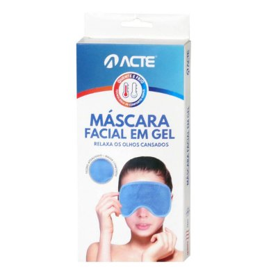 Máscara facial em gel R3