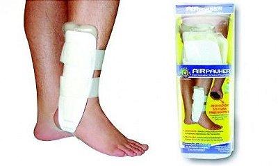 Imobilizador de tornozelo AirPauher terapêutico (LONGO) - Ref.: AC 081
