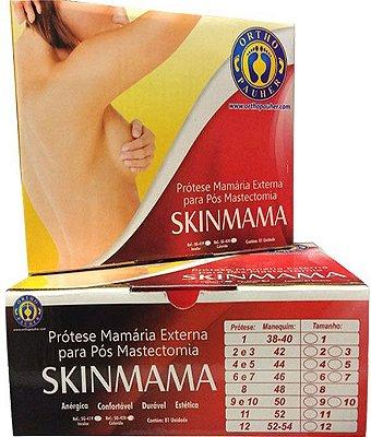 Prótese mamária externa para pós mastectomia