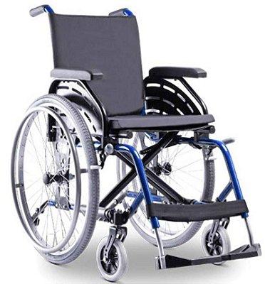 Cadeira de rodas alumínio K1 Ortobras
