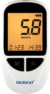 Kit Diagnóstico Glicose G500 Bioland