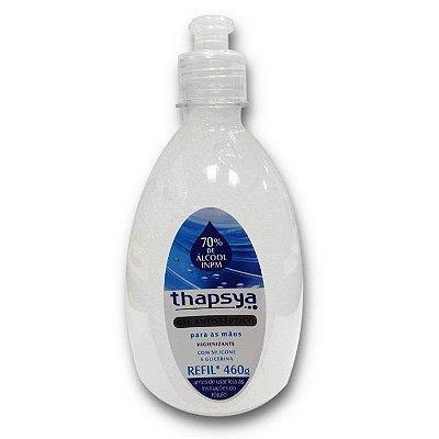 Gel antisséptico para higienização 460g