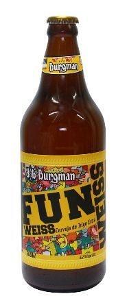 Burgman Fun Weiss (Trigo) 600 ml