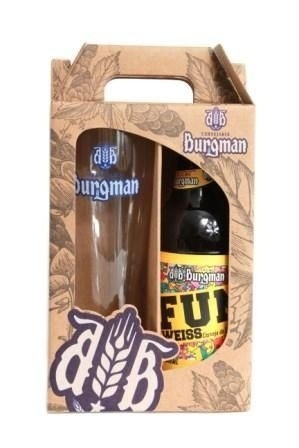Kit Burgman Fun Weiss (Trigo)
