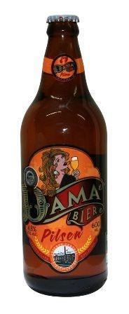 Dama Bier Pilsen 600 ml