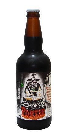 Dama Bier Smoked Porter 500 ml