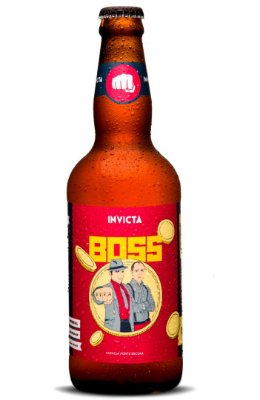 Invicta Boss (IPA) 500 ml
