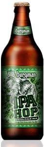 Burgman IPA HOP 600 ml