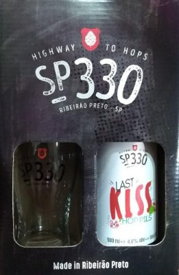 Kit SP 330 Last Kiss 500 ml