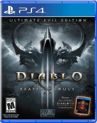 Diablo III Reaper of Souls (Ultimate Evil Edition) - PS4 Nacional
