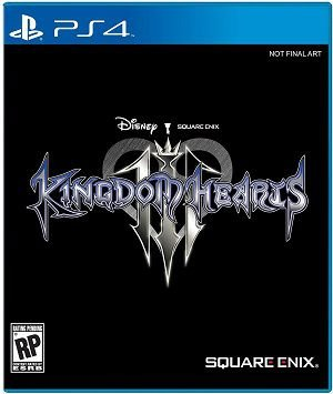 Kingdom Hearts 3.0 PS4 | PRÉ-VENDA