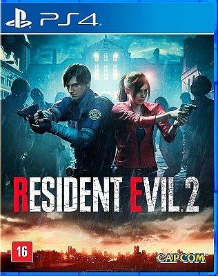 Resident Evil 2 - PS4 | PRÉ-VENDA