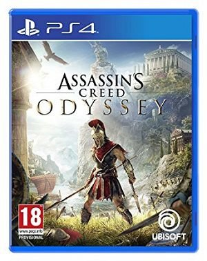 Assassin´s Creed Odissey - PS4