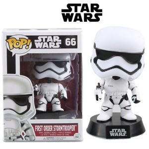 FUNKO POP STAR WAR  FIRST ORDER STORMTROOPER - 66