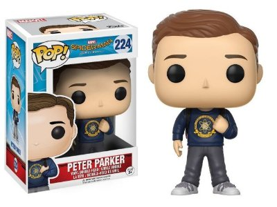 Funko Pop Marvel Peter Parker - 224