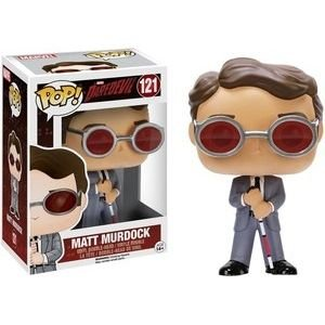 FUNKO POP MARVEL DAREDEVIL MATT MURDOCK - 121