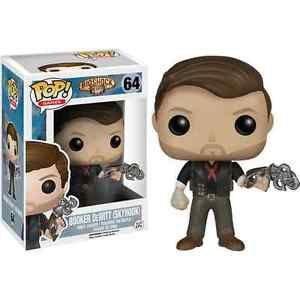 FUNKO POP GAMES BOOKER DeWITT (SKYHOOK) - 64