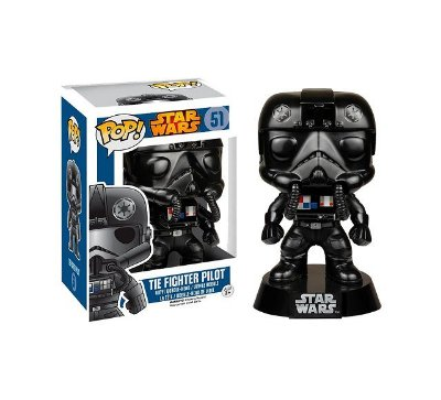 Funko Pop Star Wars Tie Fighter Pilot 51