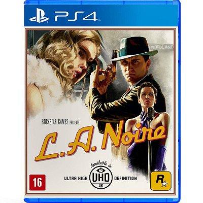 L.A. Noire- PS4