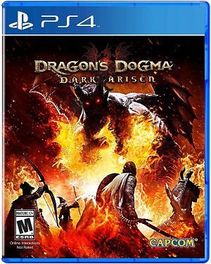 Dragons Dogma Dark Arisen Remasterizado - PS4