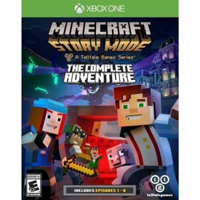 MINECRAFT: STORY MODE - THE COMPLETE ADVENTURE - XONE