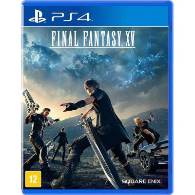 Final Fantasy XV PS4 - Usado