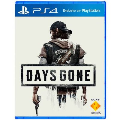 Days Gone - PS4 | PRÉ-VENDA