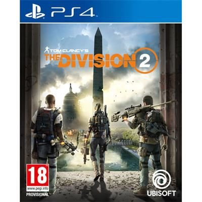 Tom Clancy´s The Division 2 - PS4 | PRÉ-VENDA
