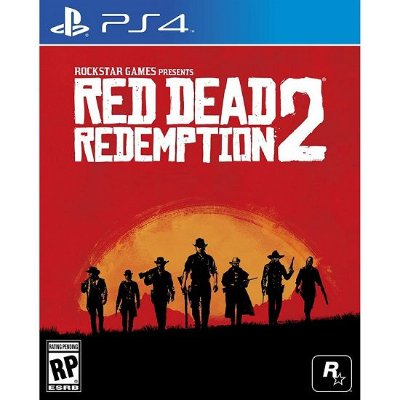Red Dead Redemption 2 - PS4 | PRÉ-VENDA