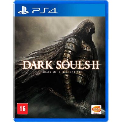Dark Souls II Scholar of the First Sin PS4 - Usado
