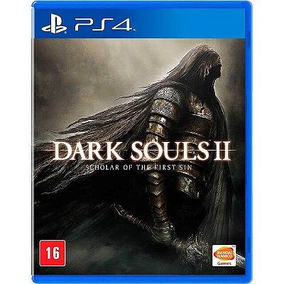 Dark Souls II Scholar of the First Sin PS4 - Usado