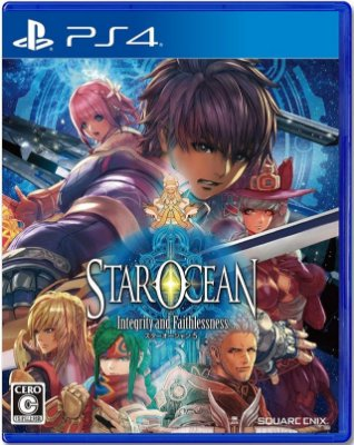 Star Ocean Integrity and Faithlessness PS4 - Usado