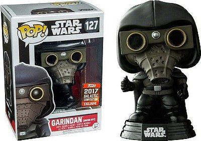 Funko Pop Star Wars Garindan 127 (Galactic Convention Exclusive)
