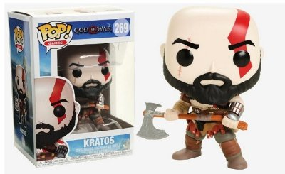 Funko Pop Kratos God Of War - 269