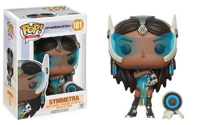 Funko Pop Games Overwatch Symmetra - 181