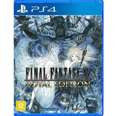 Final Fantasy XV Royal Edition PS4 - Usado