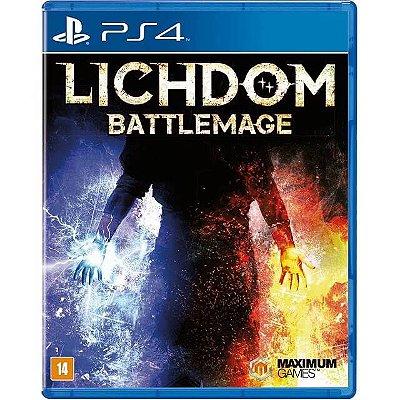 Lichdom Battlemage PS4 - Usado