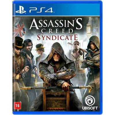 Assassin's Creed Syndicate PS4 - Usado
