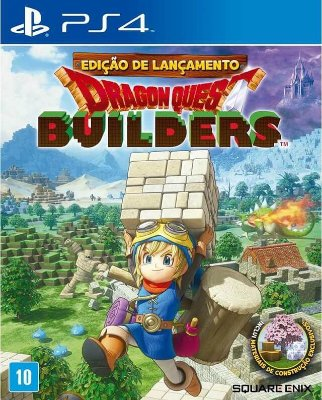 Dragon Quest Builders PS4 - Usado