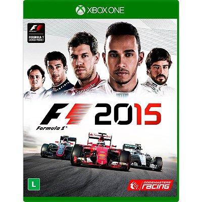 Formula 1 2015 Xbox One - Usado