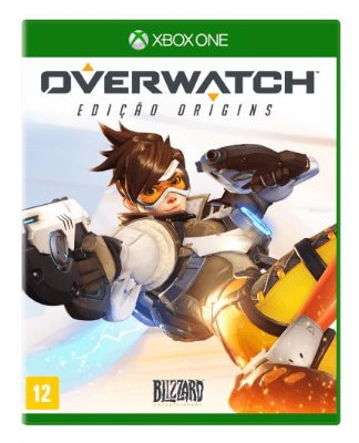 Overwatch Origins edition Xbox One - Usado