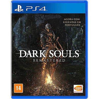 Dark Souls Remastered PS4 - Usado