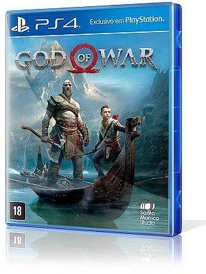 God Of War Ps4 - Usado